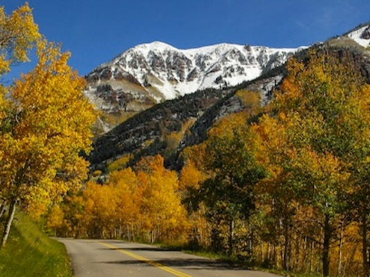 Aspen among top u s destinations to see fall colors for Best fall destinations in the us