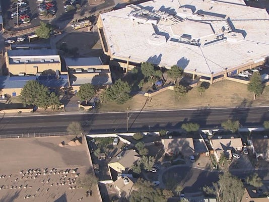 Double shooting at Independence High School in Glendale, AZ