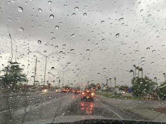 rainstorm schnepf