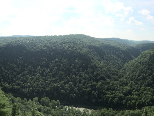 The Pennsylvania Grand Canyon Is One Of PA's Hidden Gems.