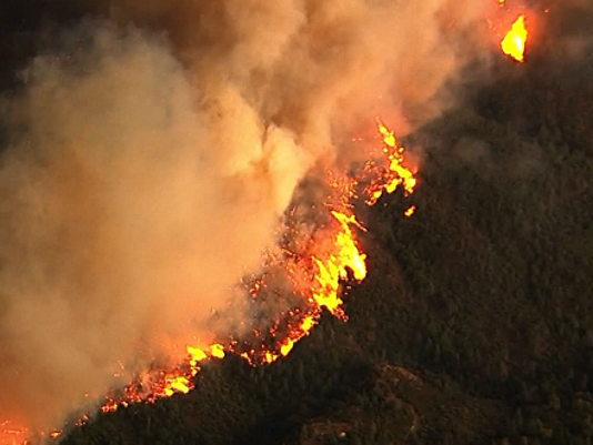 Http Firewood ~ State of emergency declared in northern california blaze