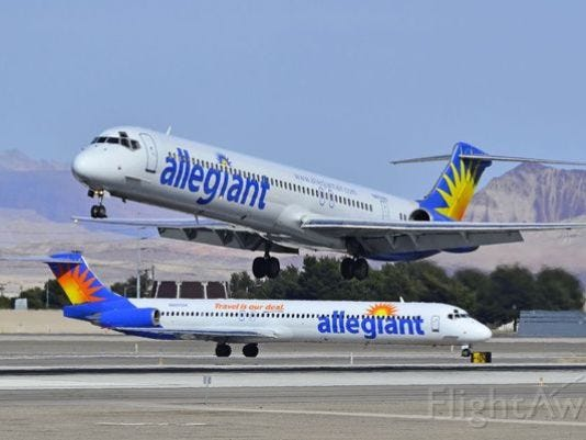 Allegiant Pilot Pleads With Tower For Emergency Landing