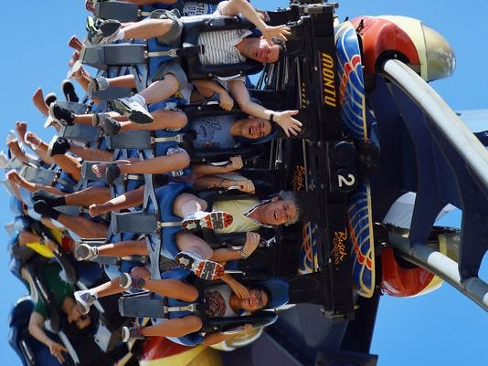 Theme parks offer free admission to first responders for Busch gardens first responders