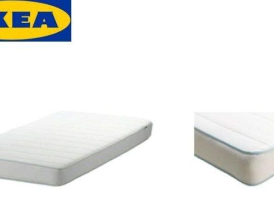 new styles 49b14 e5875 IKEA Crib Mattresses Recalled Over Possible Fire Hazard