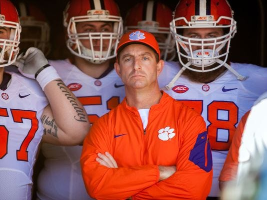 It's Time: Clemson vs. Bama for the National Title