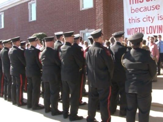 Honoring Lt. Jason Adams