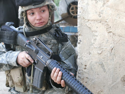 All combat jobs open to women in the military for Combat portent 31 19