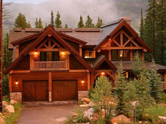 2 colorado towns named budding vacation rental spots for Cabin rentals in winter park co