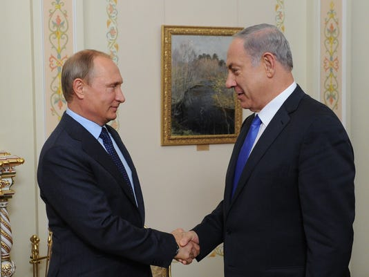 RUSSIA-ISRAEL-SYRIA-CONFLICT-DIPLOMACY