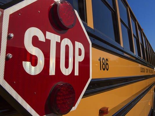 school graphic school bus