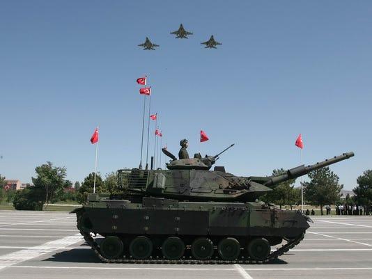 Украина и Турция начали переговоры о совместной программе модернизации танков, - Defense News