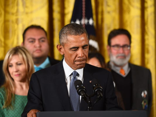 Obama Announces Gun Actions And Money For Mental Health