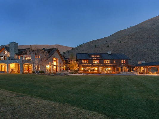 Most Expensive Homes For Sale In Sun Valley Idaho