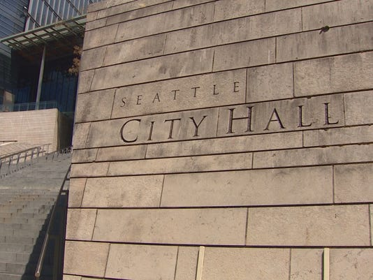Seattle council candidates raise millions ahead of election