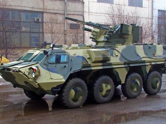 Ukraine Switche... Ukraine Military Equipment