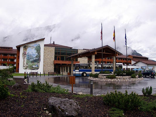 Eligibility rules tighten for military resort in europe for Designhotel garmisch