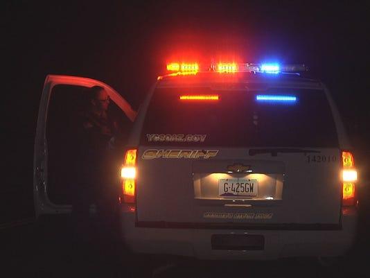 Yavapai County Sheriff's volunteer shot-suspect arrested