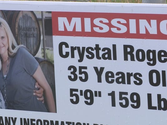 Crystal Rogers, 35, Missing Since July 3rd, 2015 - Bardstown, KY 635725999102450261-NelsonCO