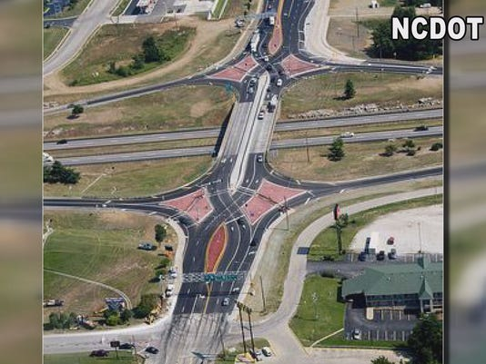 New traffic pattern coming to union cross road