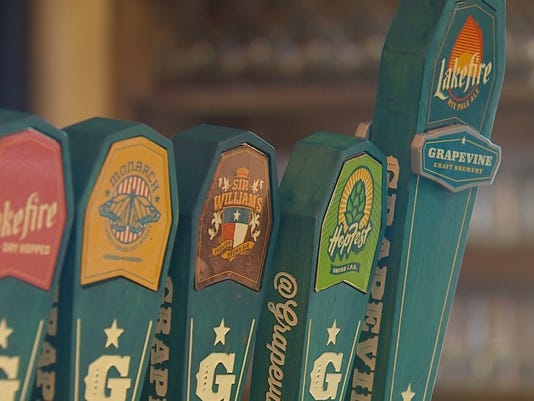 North texas craft breweries team up in legal battle vs state for Craft beer vs microbrew