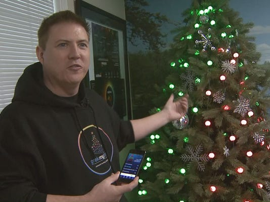 local inventors holiday tech on shark tank tonight - Shark Tank Christmas Lights