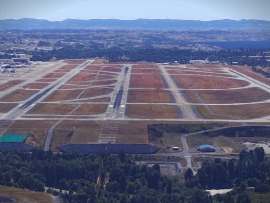 Plane Lands On Taxiway Instead Of Runway In Seattle