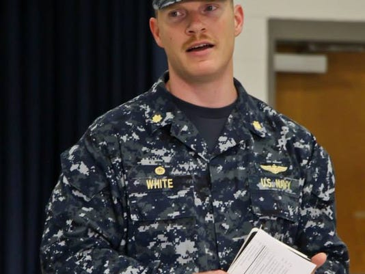 sources  navy officer  marine fought to take out