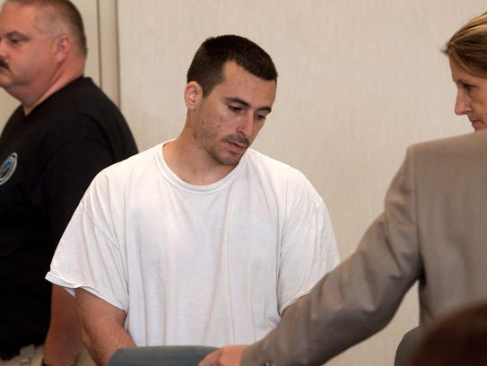 Josh Blow, 28, of Shelburne appears in  Vermont Superior