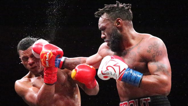 Las Cruces boxer Austin Trout will fight Terrell Gausha on Saturday in Biloxi, Mississippi.