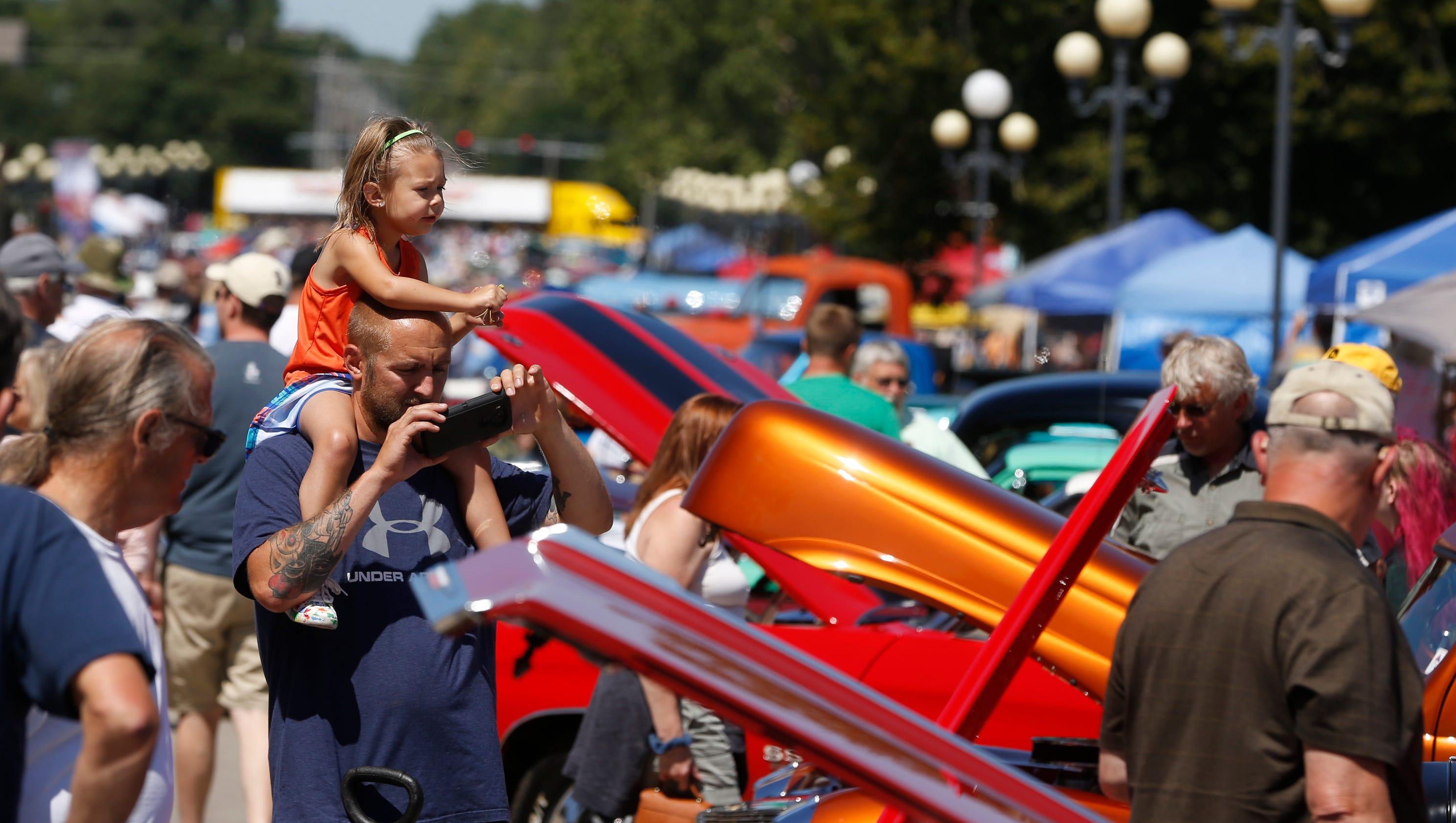 Goodguys Car Show  Des Moines