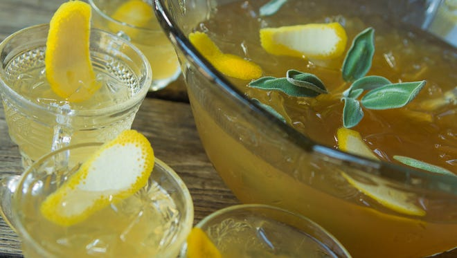 One way to support non-drinkers is by offering another alternative that feels more adult — like a mocktail. It can help people trying to avoid alcohol feel like they are part of the celebration.