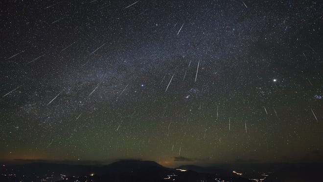 Meteor Showers are an easy way to watch our skies.