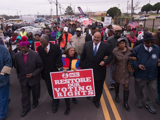 SCLC March to Capitol