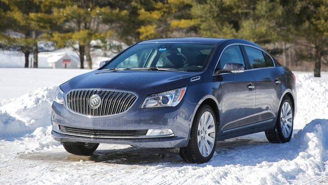 The Buick LaCrosse snagged the top large car ranking in the J.D. Power 2018 U.S. Vehicle Dependability Study, which measured the number of problems in three-year-old vehicles. Buick was the top mass market brand in the survey. Lexus and Porsche led the field.
