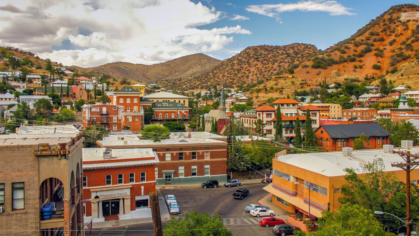 Bisbee Is One Of Frommer S Best Places To Go In 2018