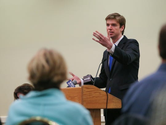 Collin O'Mara, president and CEO of the National Wildlife