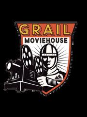 The Grail Moviehouse logo.