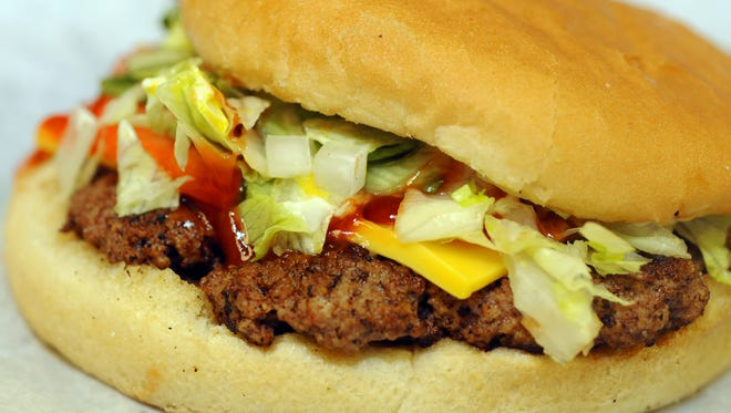 Hamburger King is the Decatur Street High Holy Ground of ground beef.