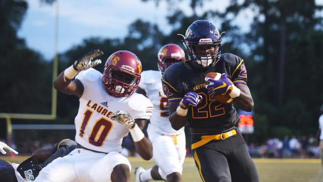 Hattiesburg faces Laurel again with the winner moving on to the Class 5A semifinal.