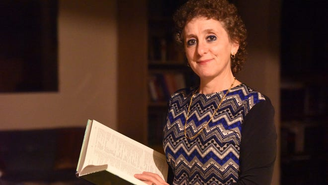 Gitl is a poet and Yiddish expert who compiled a listing of thousands of Yiddish words over the course of 16 years. The recently published work is considered historic for its depth and content.