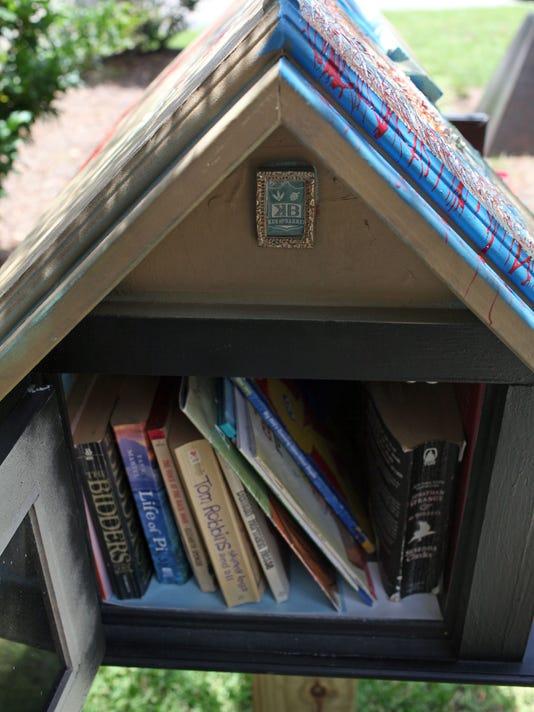 Hattiesburg's Little Free Libraries | Gallery