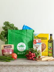 Once you sign up for a membership and download the Shipt app (iOS, Android, and web), just select your groceries, choose delivery options, and checkout.