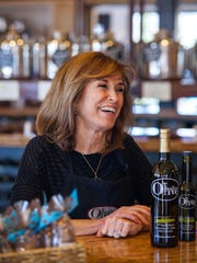Rishy Studer launched the first Bodacious shop, Bodacious Olive, in summer 2012.