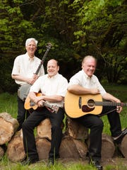 The Kingston Trio 3.0 will perform at 2 p.m. Nov. 12 at the Civic Arts Plaza. From left are trio members Tim Gorelangton, Josh Reynolds and Mike Marvin.