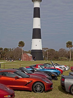 The Cape Kennedy Corvette Club celebrates its golden anniversary this year.