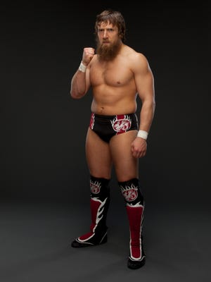 """Daniel Bryan is among the WWE stars who will be in the ring for """"RAW"""" on April 27 at the Resch Center in Ashwaubenon."""