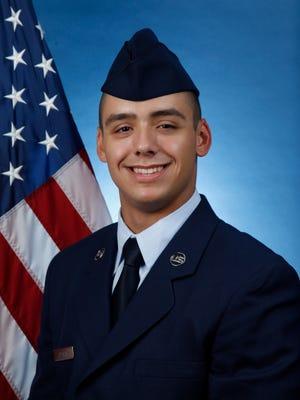 Air Force Airman Richard L. Plata