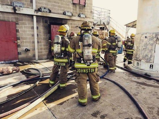 Training Day #firefighting #corpuschristi #vivacc #cctx