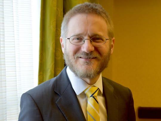 Gabriel Ehrlich, University of Michigan economist