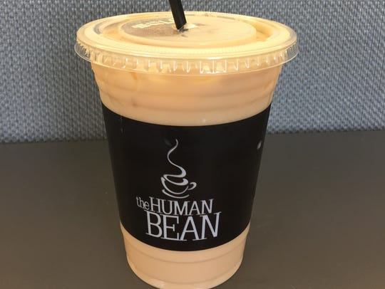 Pumpkin Bhakti Chai is available at The Human Bean's